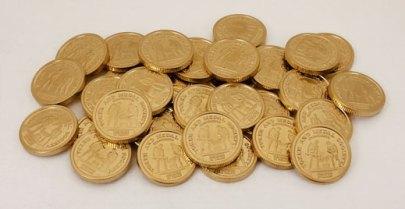 Token and Medal Society pins