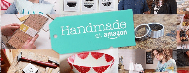 Amazon handmade : Nouvelle eldorado des artisans et créateurs ? 1