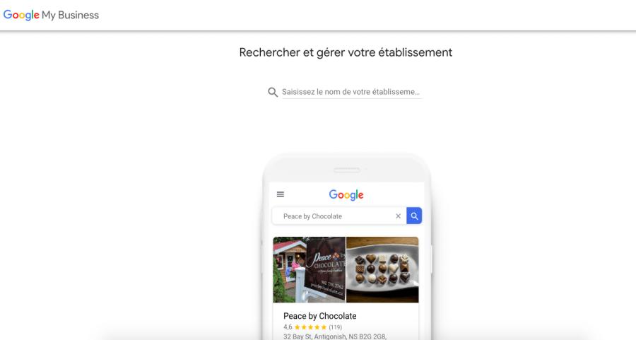 Google My Business : Booster le référencement  local de votre entreprise créative 5