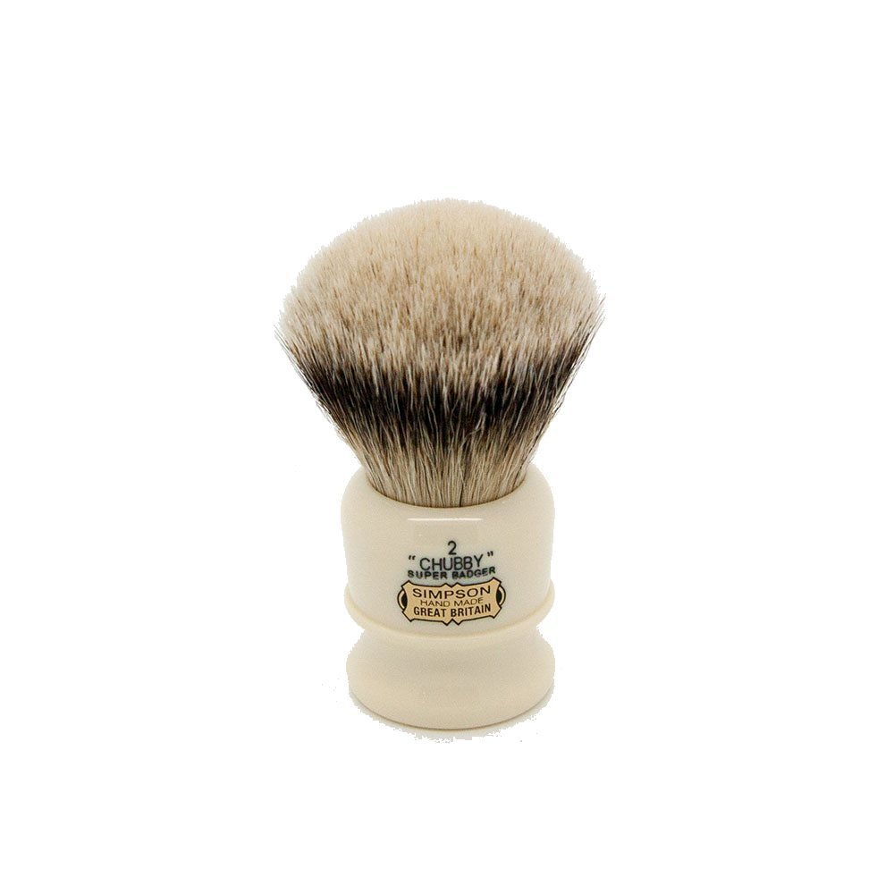 Simpsons Chubby 2 shaving brush