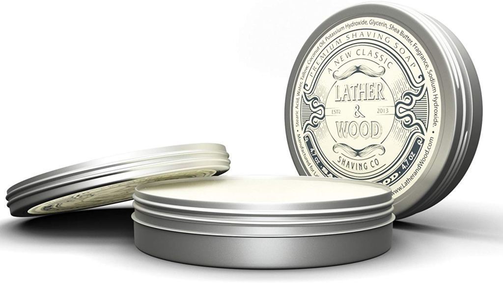 best shaving soap Lather & Wood