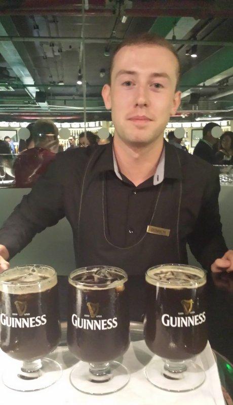 Guinness cocktail coke