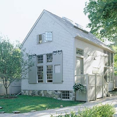 Barbara Garfield Barn Homes under 1600 sq ft