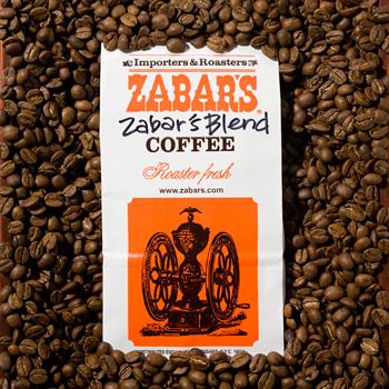 Zabar's Classic Coffee NYC New York City