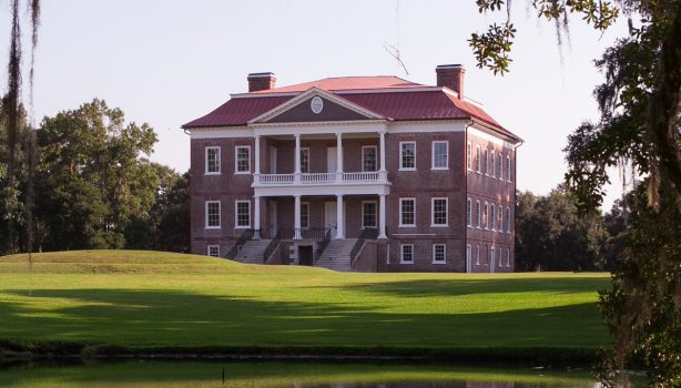 Drayton Hall in Charleston, SC is unique in that it is a Preservation not a restoration.