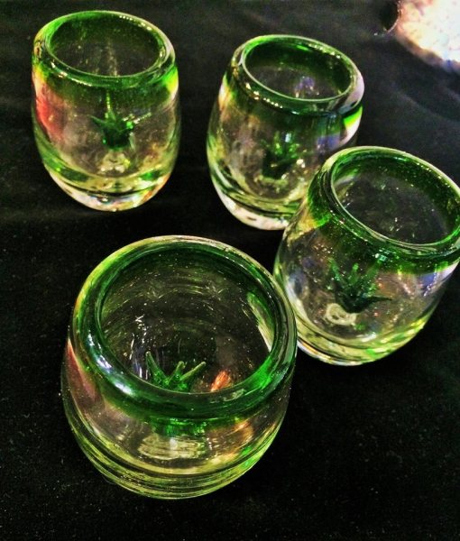 Round Shot Glasses