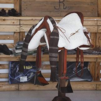 Saddle Sheep Cover for Relvas - Artisan Tack
