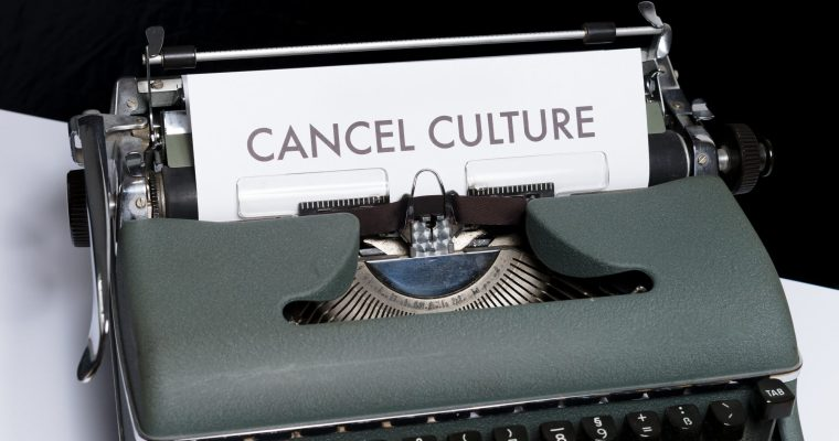 A View On Cancel Culture