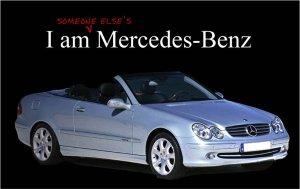 I am Mercedes-Benz