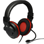 4Gamers COMM-PLAY Stereo Gaming Headset CP-PRO