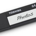Toshiba 64GB USB 3.0 TransMemory USB Memory Stick