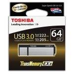 Toshiba TransMemory‑EX II Flash Drive
