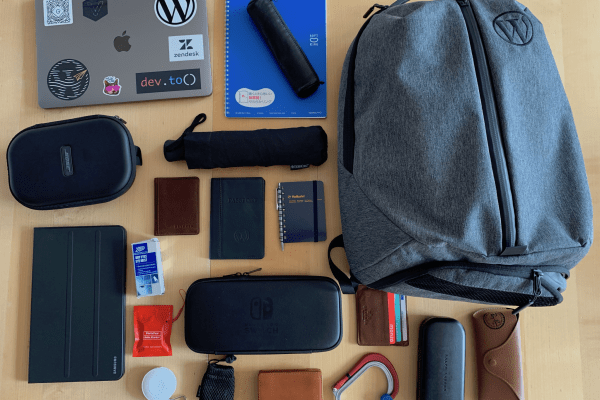 What's in my bag? 2019 edition