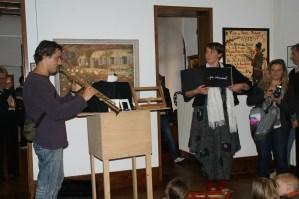 Soirée contée au Musée de Dunkerque
