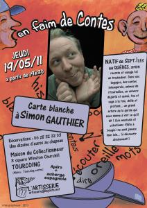 En faim de contes - Simon Gauthier
