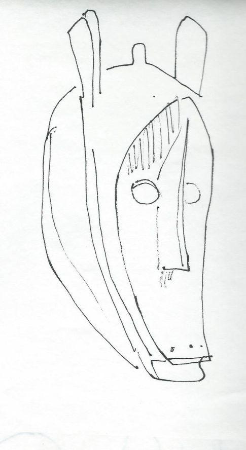 msk Hyène Mali - initiation du Kore