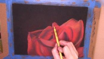 Shading Pastel Rose