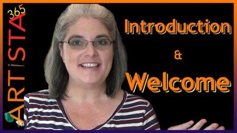 Artista 365 YouTube Intro Thumbnail