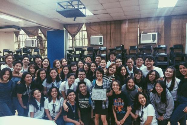 S32 Artistic Director Sherina Inza-Cruz for the Directing workshop.