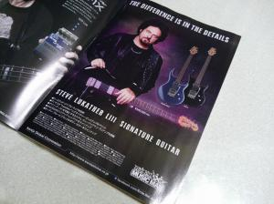 STEVE LUKATHER LIII  SIGNATURE  GUITAR