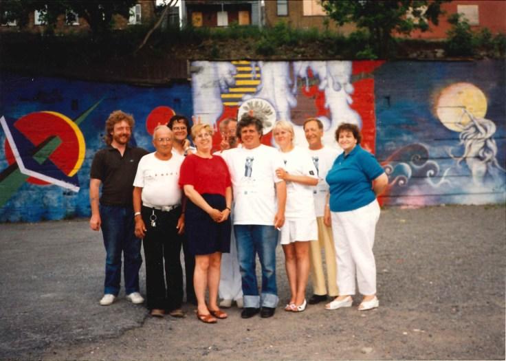 Îlot Fleurie Photo de Groupe 1991