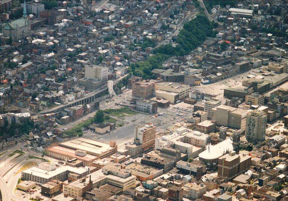 Saint-Roch Fin fin année 1970 Début 1980