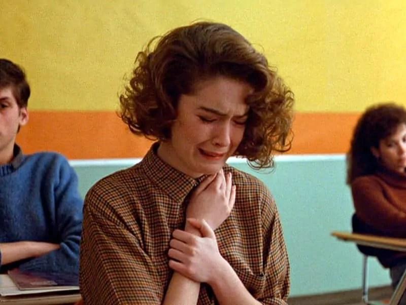 Lara Flynn Boyle In 'Twin Peaks' 1