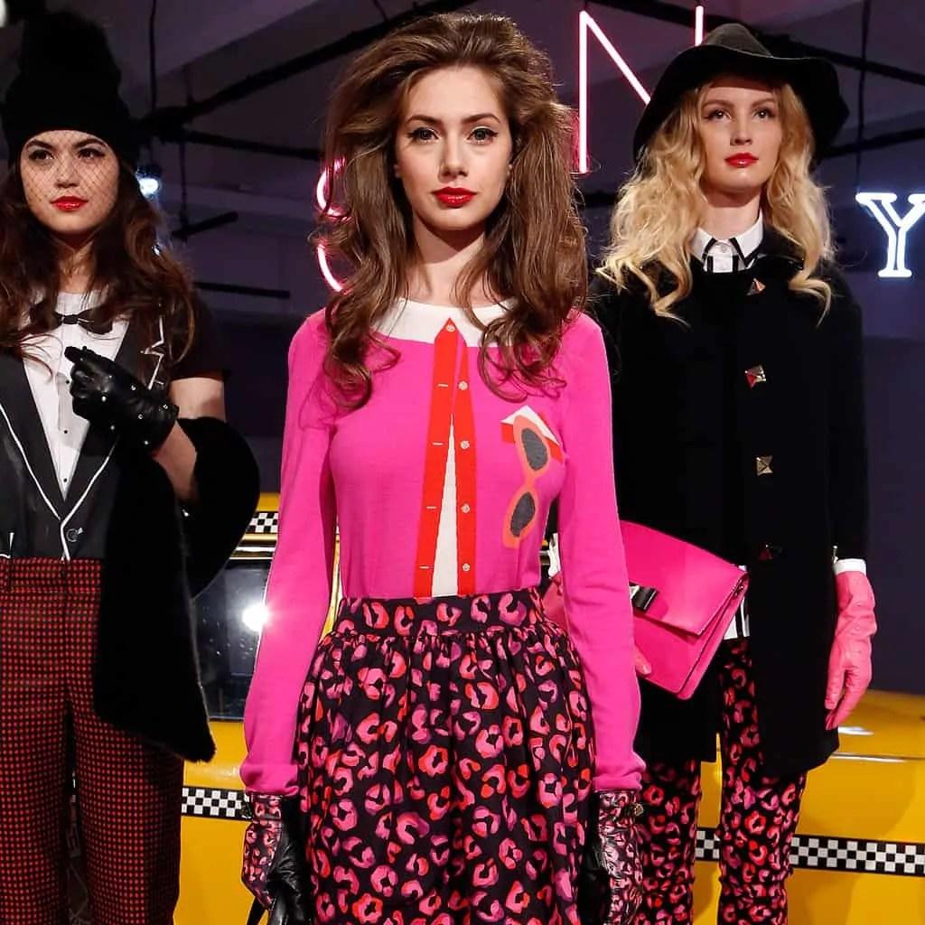 Kate-Spade-Runway-Fashion-Week-Fall-2013-Photos 1