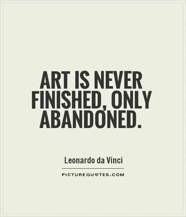 15 Inspirational Artistic Quotes 17