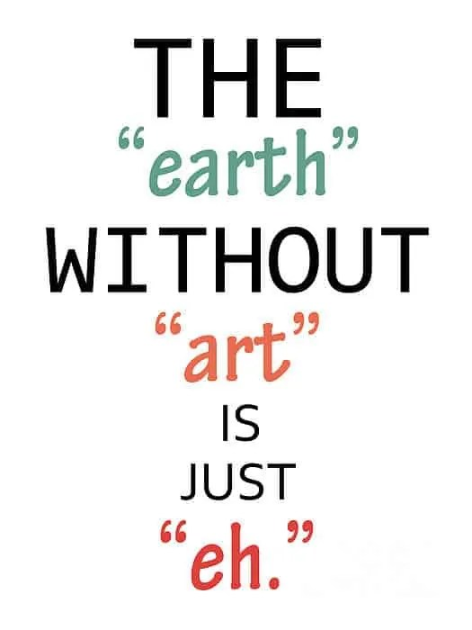 15 Inspirational Artistic Quotes 5