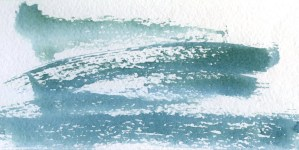 watercolor techniques graded wash