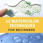 watercolor techniques