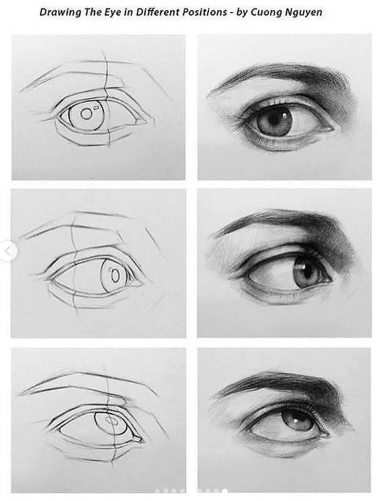 How to Draw Eyes Realistically? 37