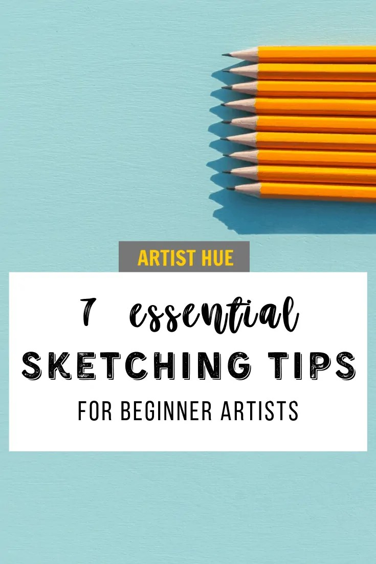 7 essential sketching tips for beginners 5