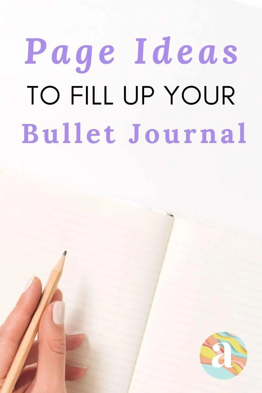 page ideas for bullet journal