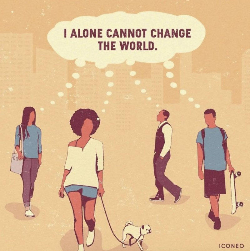 The Problems Of Our Society Through 30 Illustrations 17