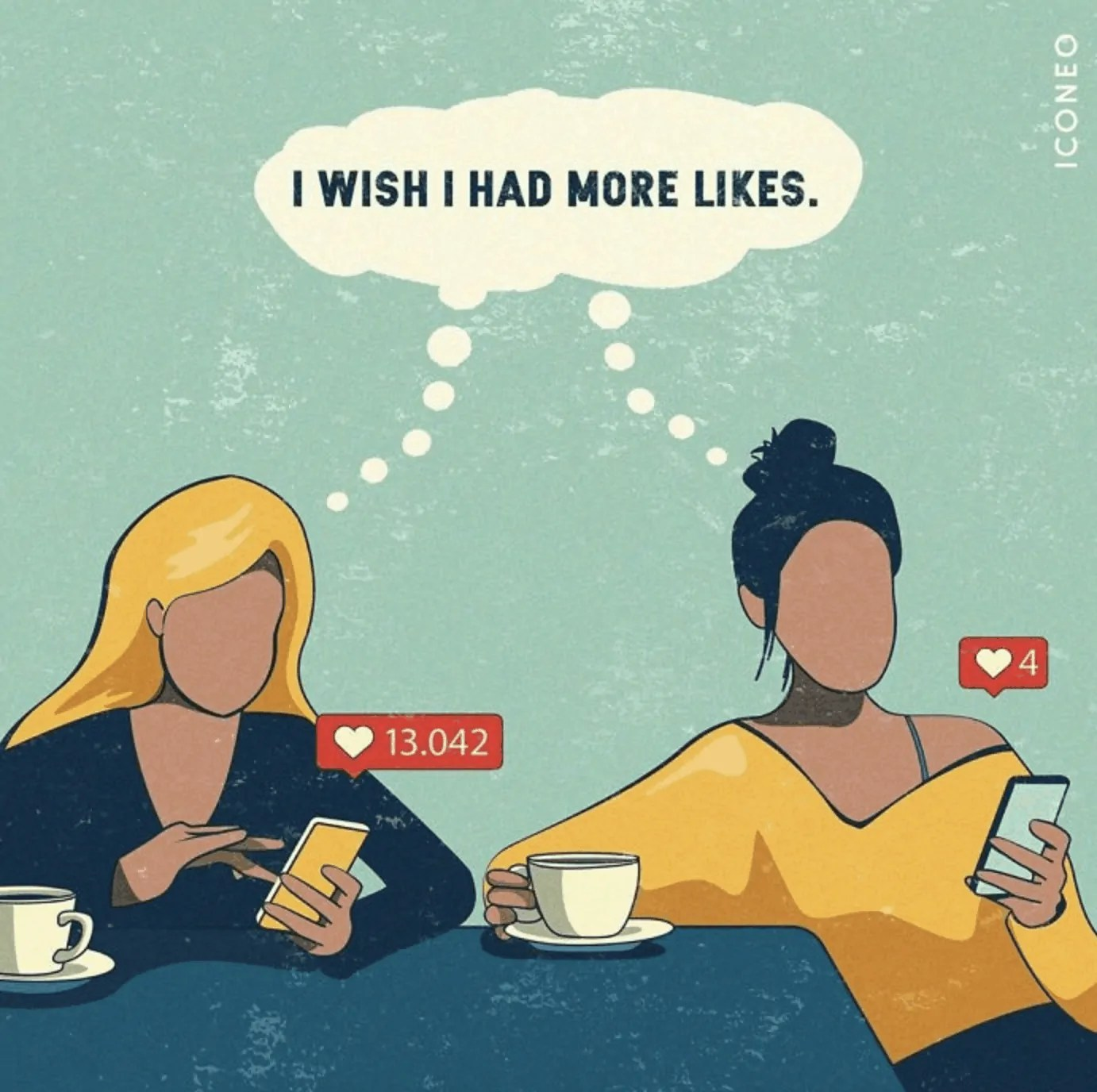 The Problems Of Our Society Through 30 Illustrations 5