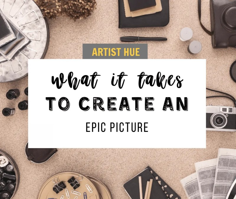 A photographer takes us behind the scenes of what it takes to create an epic picture. 6