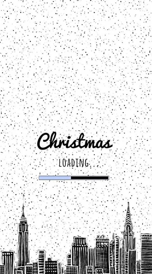 39 beautiful Christmas illustrations - Idea Wallpapers , iPhone Wallpapers,Color Schemes 5