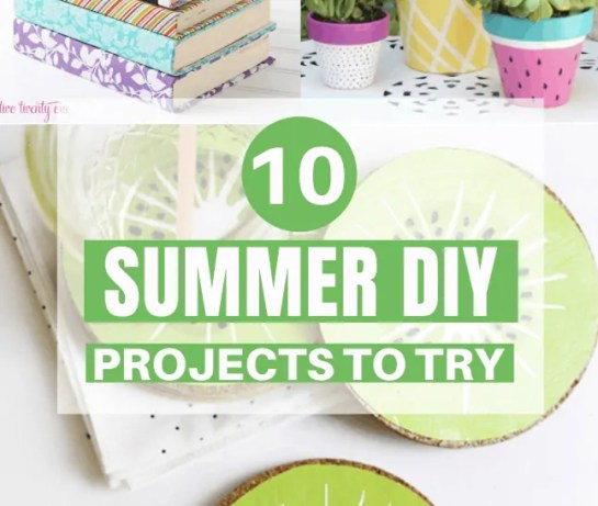 10 Summer DIY Projects you Have to Try: 18