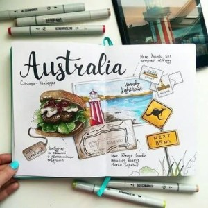 Travel Bullet Journal