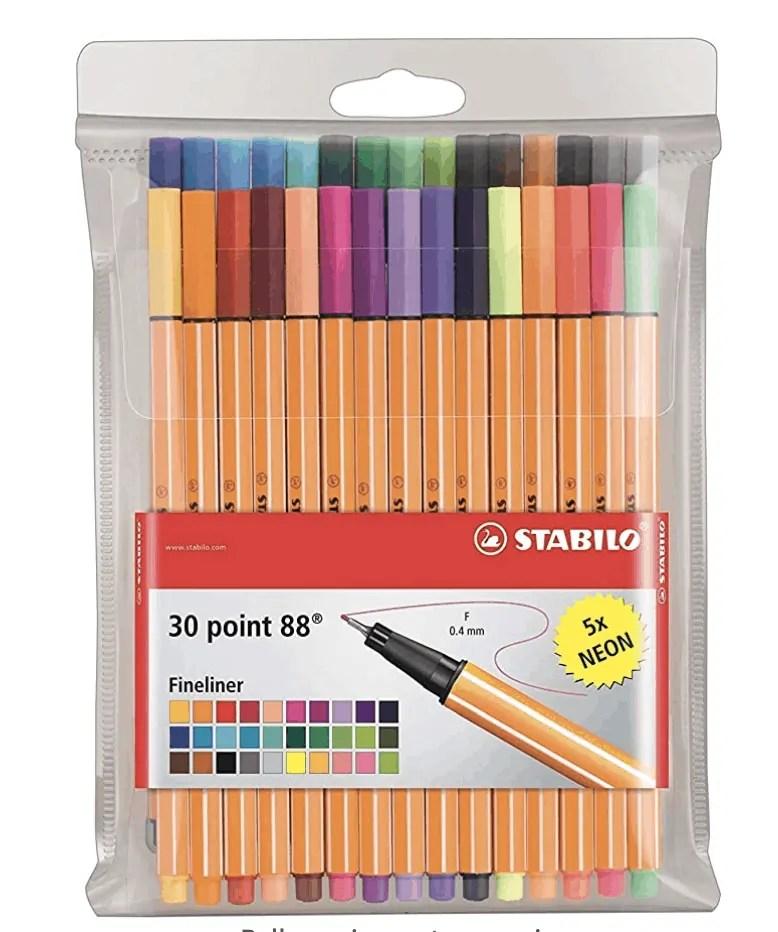 10 Best Pens for a Bullet Journal 11