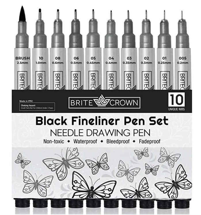 best fine-liners