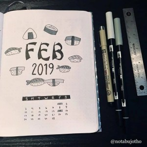 February Monthly Cover