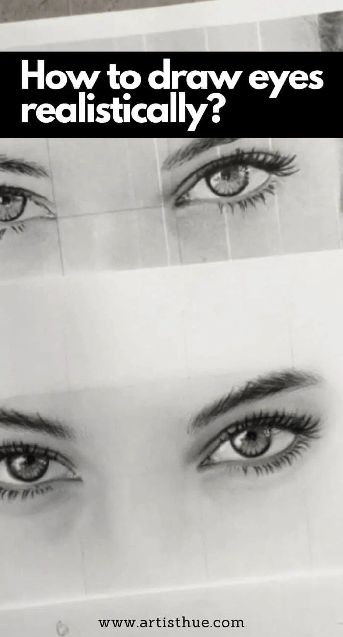 How to Draw Eyes Realistically? 2