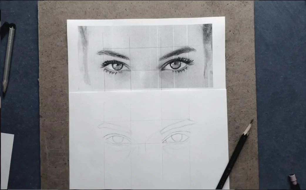realistic eyes
