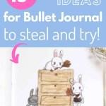 15 Easter Theme Ideas for Bullet Journal 23