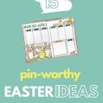 15 Easter Theme Ideas for Bullet Journal 9