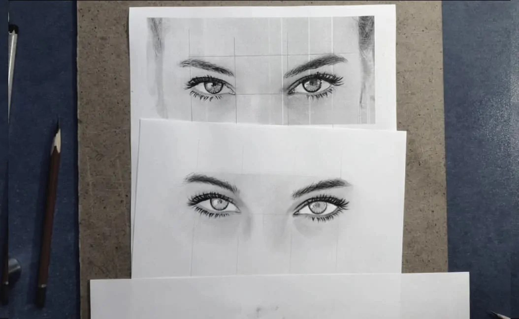 How to Draw Eyes Realistically? 16