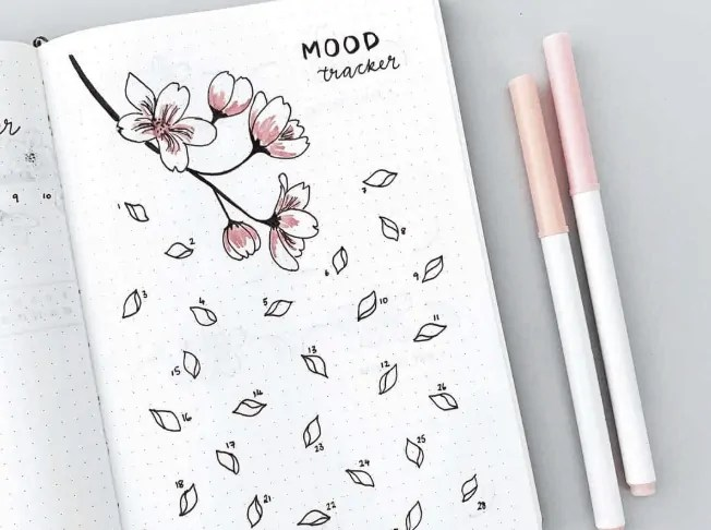 Mood Tracker Ideas